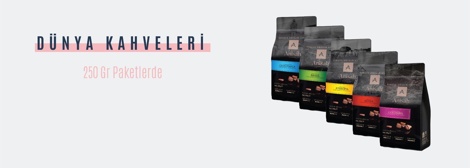 Yöresel Dünya Filtre Kahve Seti