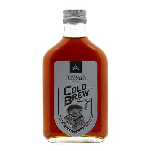 Anisah Vanilya Cold Brew 200 ml