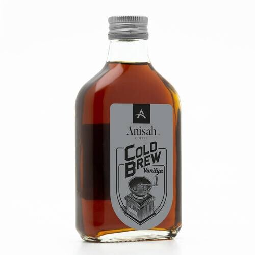 Anisah Vanilya Cold Brew 200 ml - Thumbnail