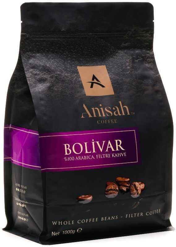 Colombia Bolivar Filtre Kahve 1000 Gram