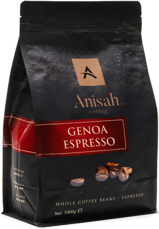 Anisah Colombia Genoa Espresso 1000 Gram