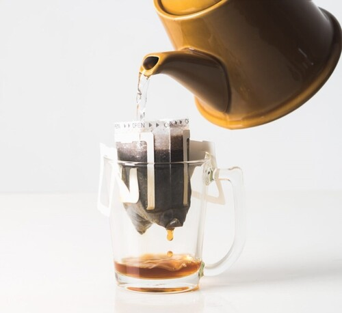 Pratik Filtre Kahve Romeo Blend 5'li Paket - Thumbnail